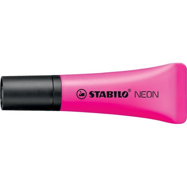 Stabilo Neon 72/58 magenta szövegkiemelő - 2