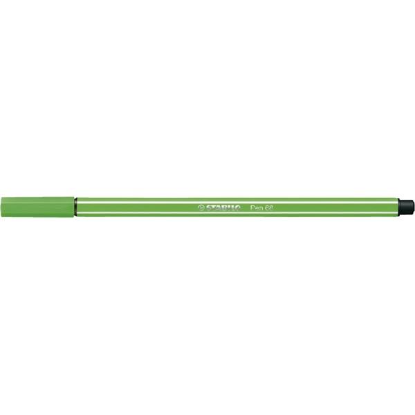 Stabilo Pen 68/33 világoszöld rostirón - 2