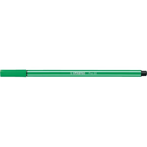 Stabilo Pen 68/36 zöld rostirón - 2