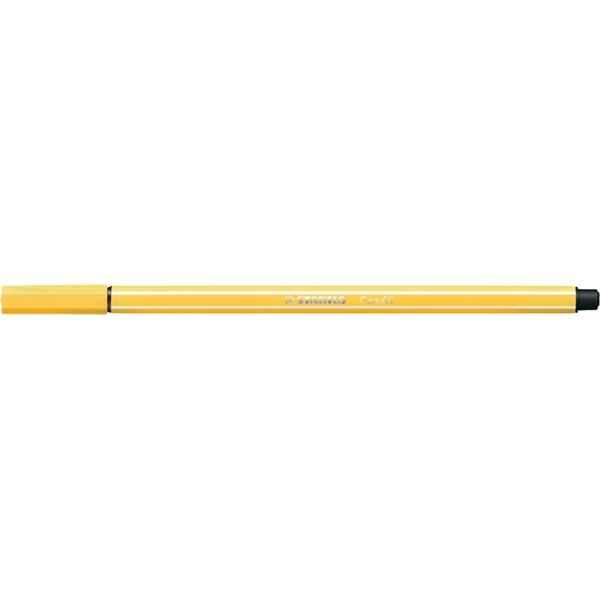 Stabilo Pen 68/44 sárga rostirón - 2