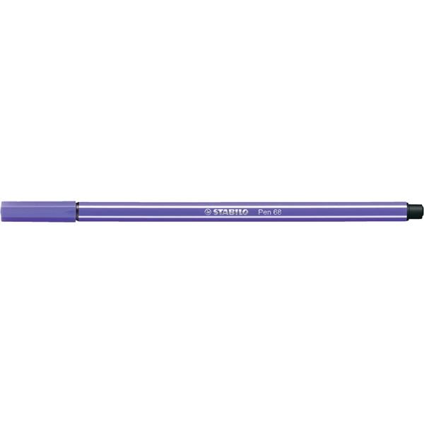 Stabilo Pen 68/55 lila rostirón - 2