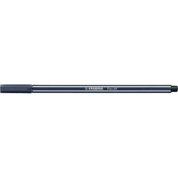 Stabilo Pen 68/98 kékesszürke rostirón - 2
