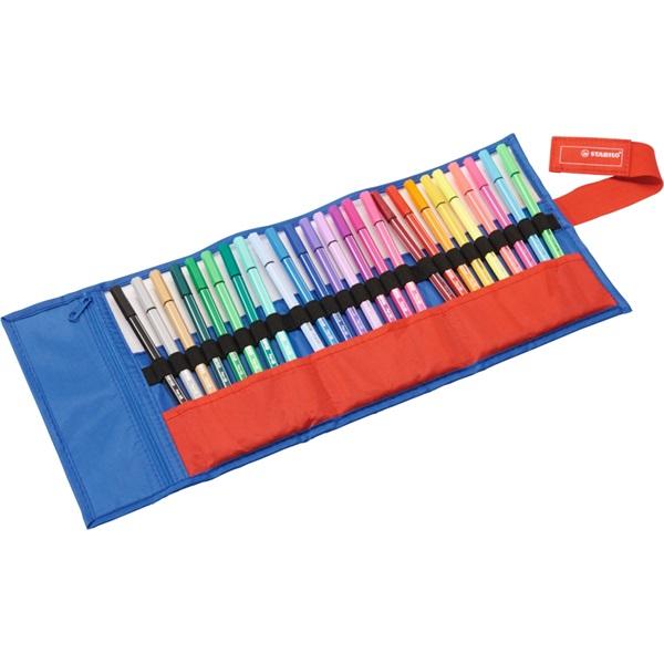 Stabilo Pen 68 Individual 20+5db-os vegyes színű rostirón készlet - 3
