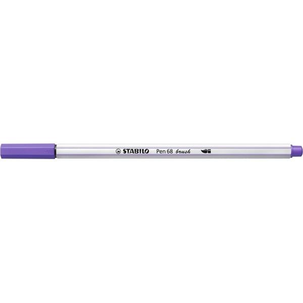 Stabilo Pen 68 brush ibolya ecsetfilc - 1