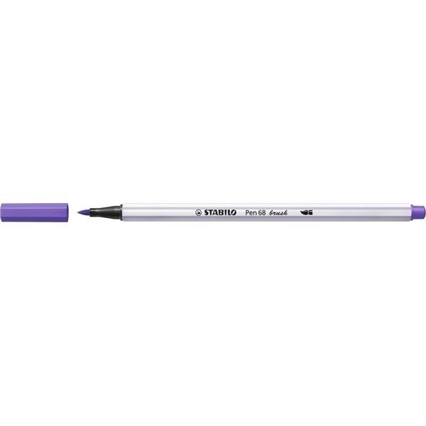 Stabilo Pen 68 brush ibolya ecsetfilc - 2