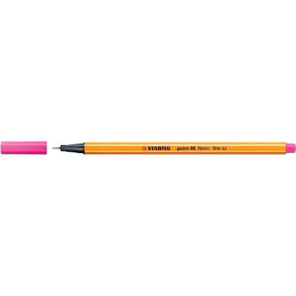Stabilo Point 88/056 pink tűfilc - 1