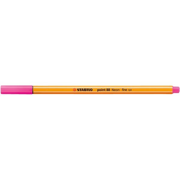 Stabilo Point 88/056 pink tűfilc - 2