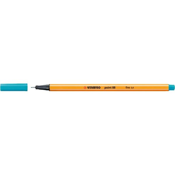 Stabilo Point 88/31 világos kék tűfilc - 1