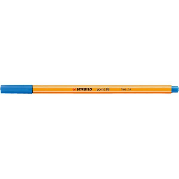 Stabilo Point 88/32 ultrakék tűfilc - 2