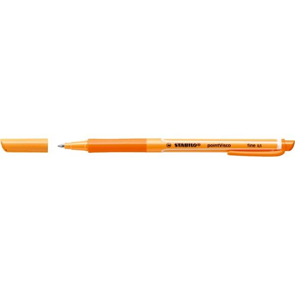 Stabilo Point visco narancssárga rollerirón - 1