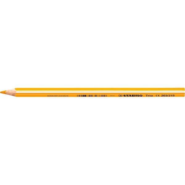 Stabilo Trio világos narancssárga színes ceruza - 1