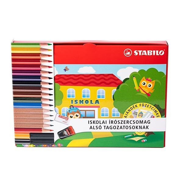Stabilo iskolakezdő írószercsomag - 1