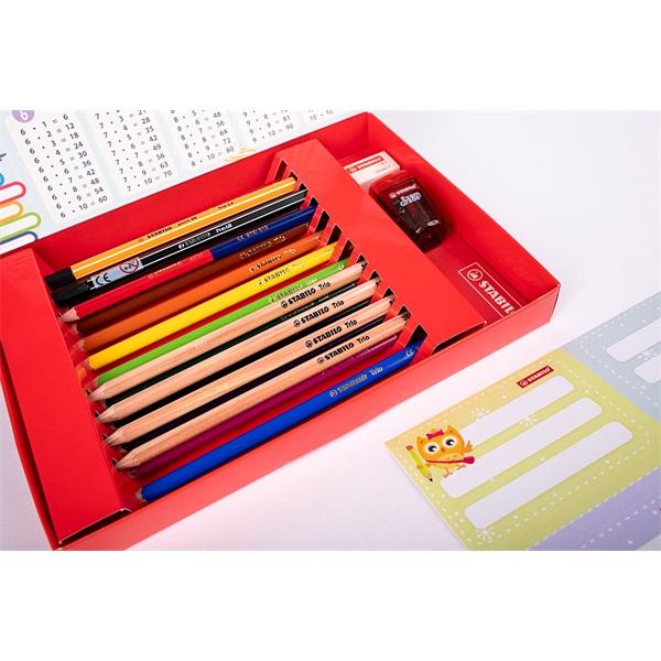 Stabilo iskolakezdő írószercsomag - 3