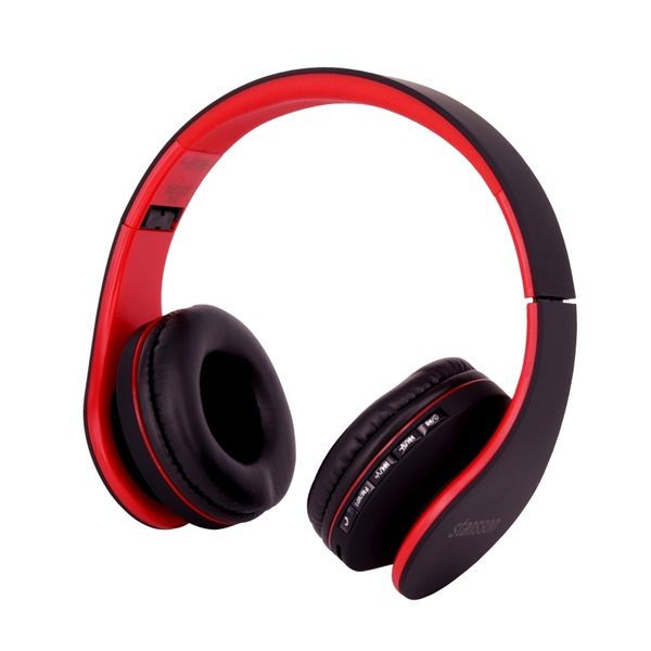 Stansson BHC203BR Bluetooth fekete-piros headset a PlayIT Store-nál most bruttó 15.999 Ft.