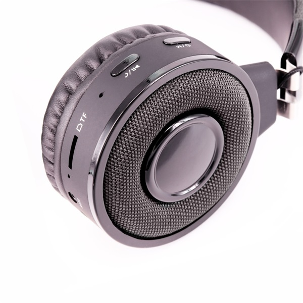Stansson BHP201ZB Bluetooth szürke-fekete headset - 2