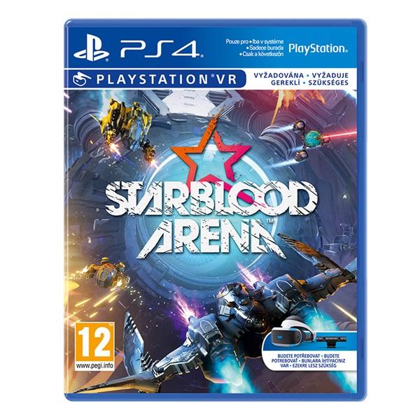 StarBlood Arena PS4 (PlayStation VR)játékszoftver - 1