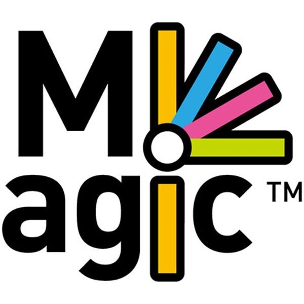 StickN MagicPad InBloom 4m. 4x25lap madaras jegyzettömb - 3