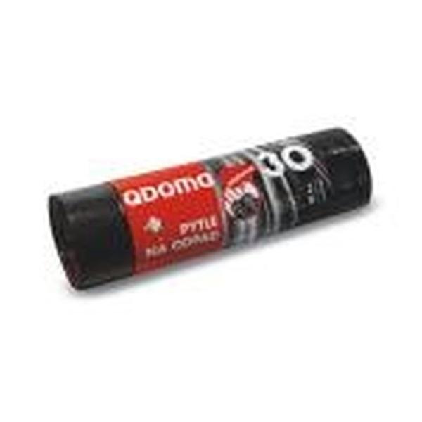 20 um 30 l, 20 db, fekete szemeteszsák - 1