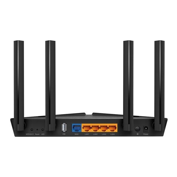 TP-Link Archer AX20 AX1800 Wi-Fi 6 Dual-Band MU-MIMO Vezeték nélküli Gigabit Router - 3