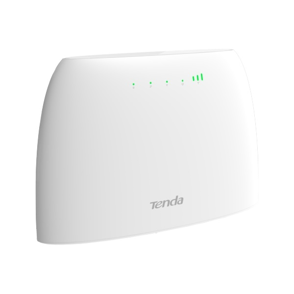 Tenda 4G03 N300 4G VoLTE router - 1