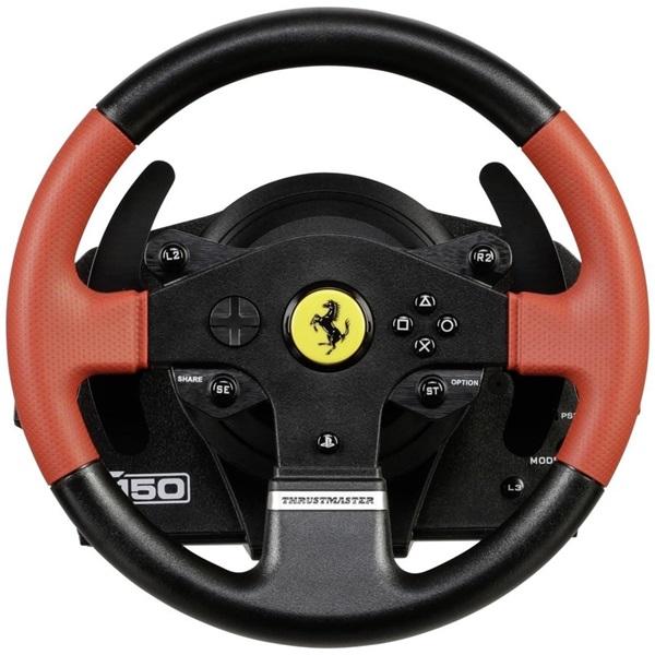 Thrustmaster 4160630 Ferrari Force Feedback versenykormány PC/PS3/PS4 a PlayIT Store-nál most bruttó 15.999 Ft.