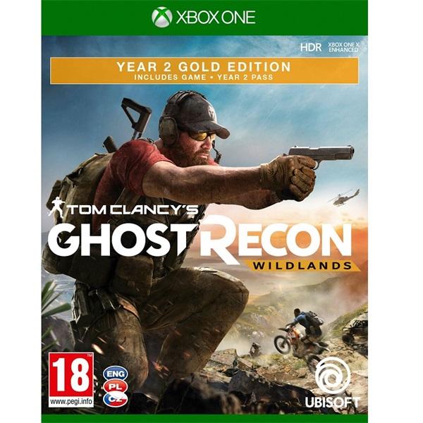 Tom Clancy`s Ghost Recon Wildlands Year 2 Gold Xbox One játékszoftver - 1