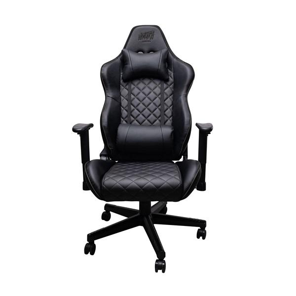 Ventaris VS700BK fekete gamer szék - 1