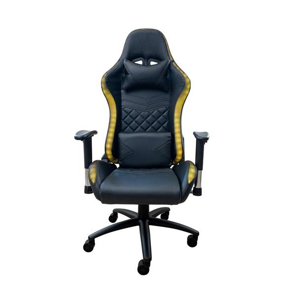 Ventaris VS800LED LED világítással fekete gamer szék - 6