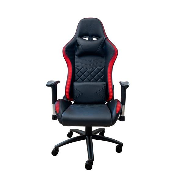 Ventaris VS800LED LED világítással fekete gamer szék - 7