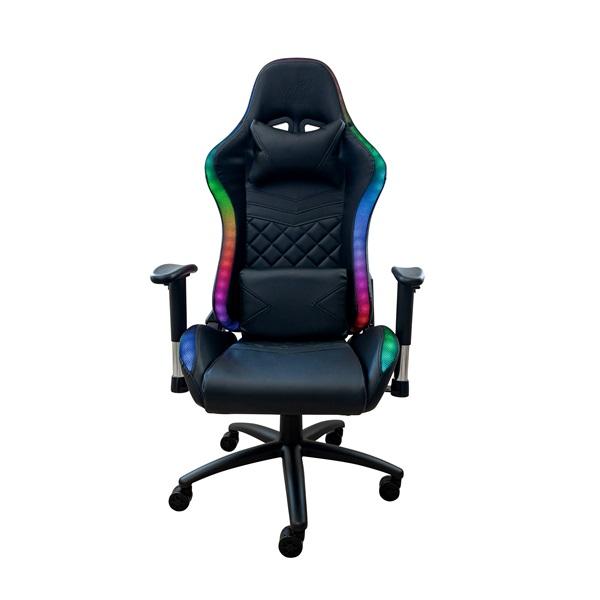 Ventaris VS800LED LED világítással fekete gamer szék - 8