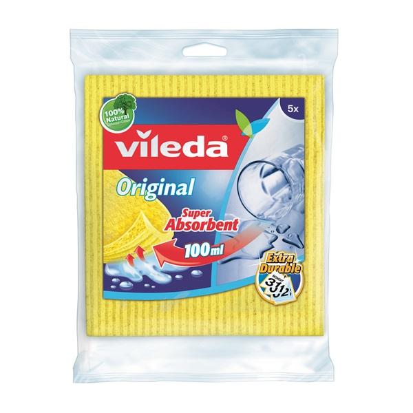 Vileda Classic szivacskendő 5 db-os - 1