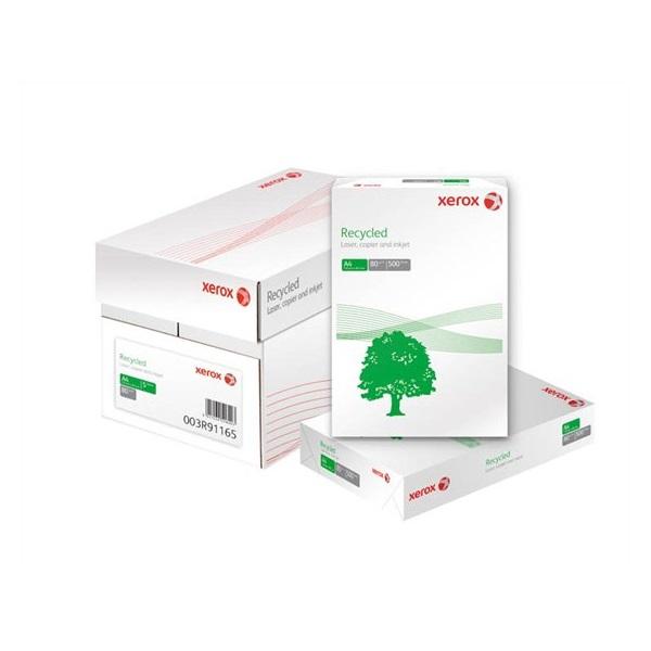 """Xerox """"Recycled"""" A4 80g 500 lap újrahasznosított másolópapír - 1"""
