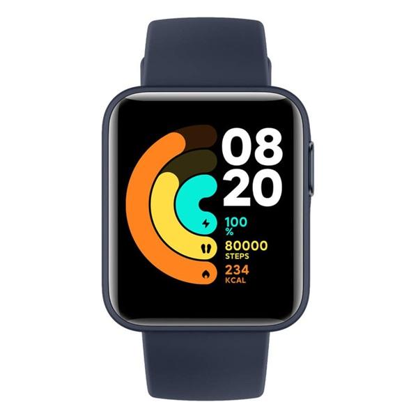 Xiaomi Mi Watch Lite (BHR4358GL) tengerész kék okosóra - 2