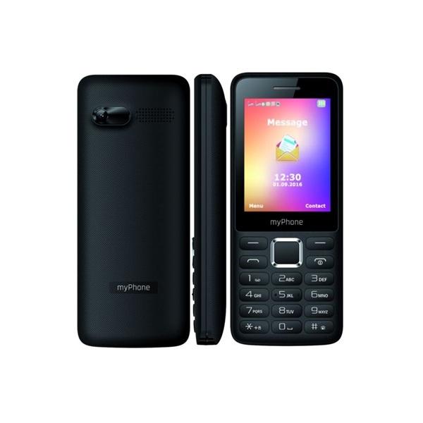 "myPhone 6310 2G 2,4"" Dual SIM fekete mobiltelefon a PlayIT Store-nál most bruttó 15.999 Ft."